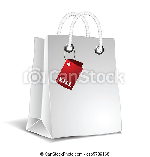 Shopping Bag - csp5739168