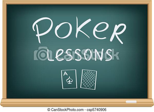 poker lessons in school - csp5740906