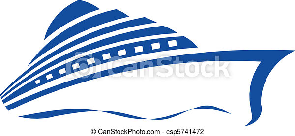vector illustration of cruise ship csp5741472 search pirate ship clip art free pirate ship clip art free red and white
