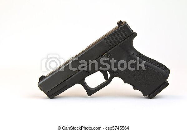 Pistol - csp5745564