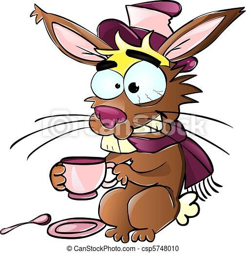 silly rabbit - csp5748010