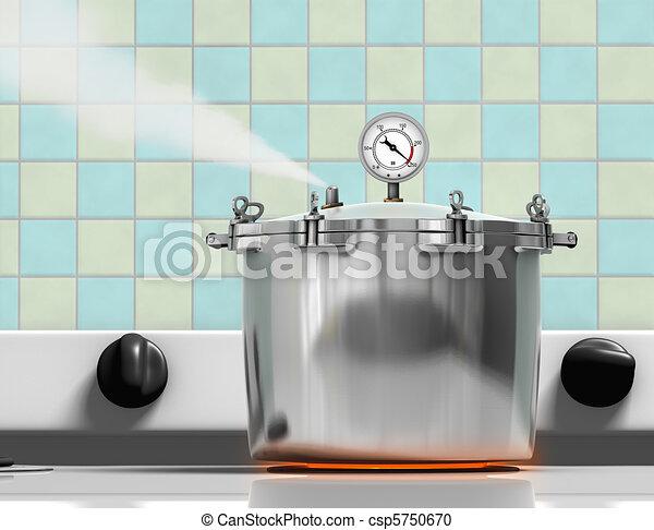 Pressure Cooker - csp5750670