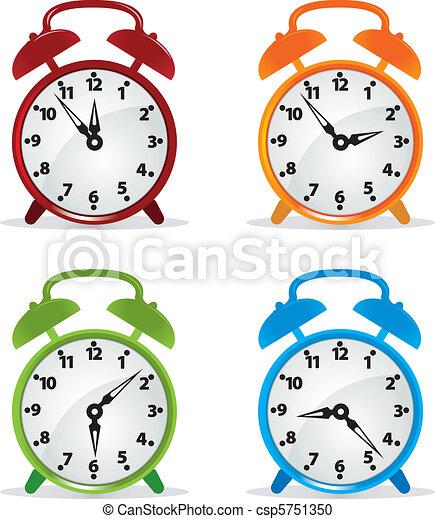 Alarm clock - csp5751350