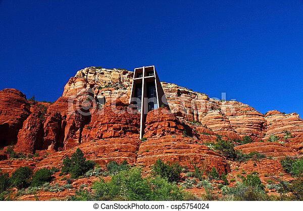 Stock de fotos de exterior vista capilla santo cruz for Franco piani di lloyd wright