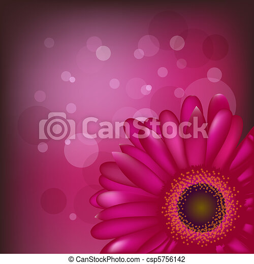 Bright Flowers - csp5756142
