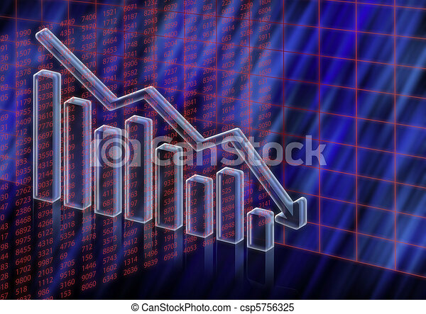 Stock value decreasing - csp5756325
