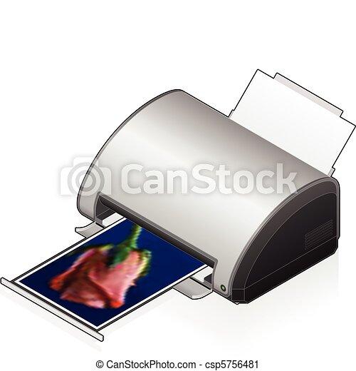InkJet Printer - csp5756481