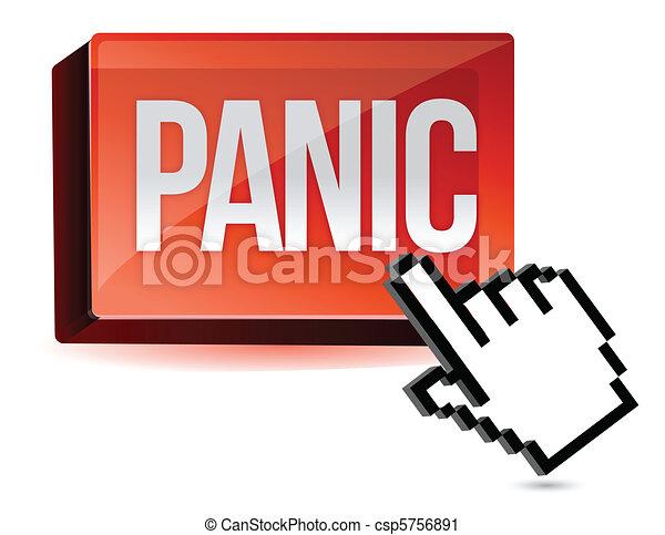 cursor panic button - csp5756891