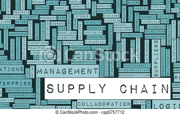 Supply Chain - csp5757712