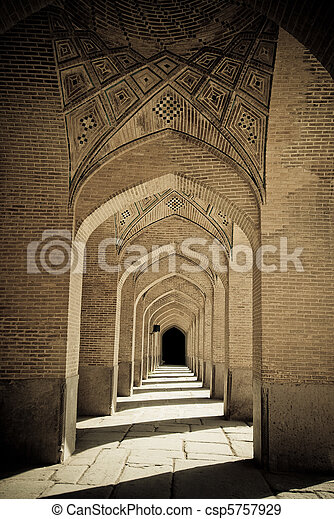 Vakil mosque, Shiraz, Iran - csp5757929