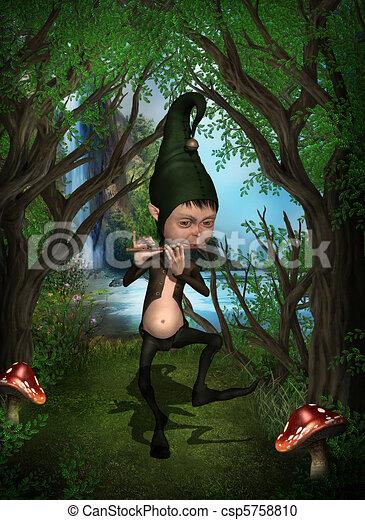 Fantasy Figure  - csp5758810