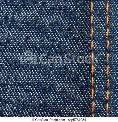 jean material - csp5761984