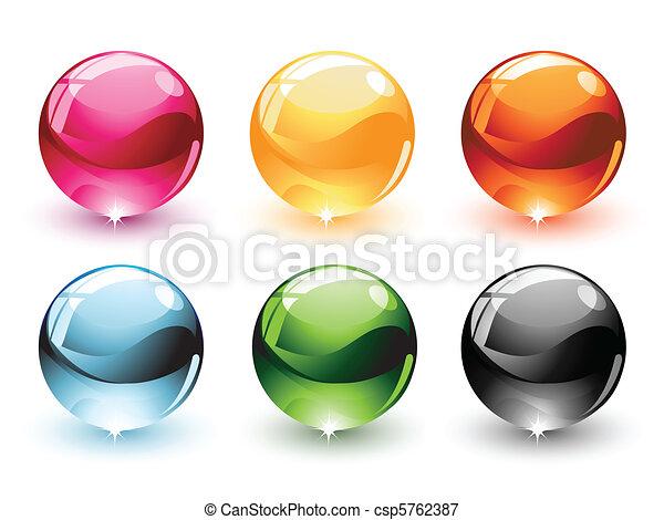 Spheres - csp5762387