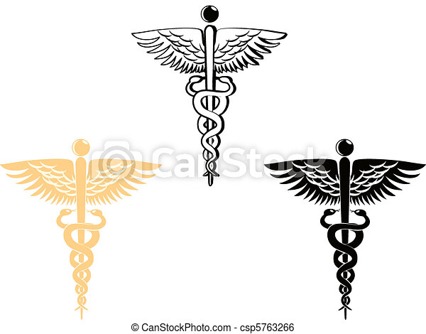 medical symbol - csp5763266