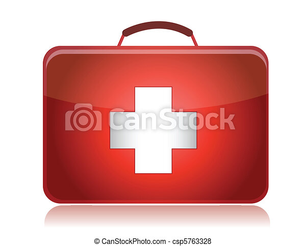 First aid kit - csp5763328