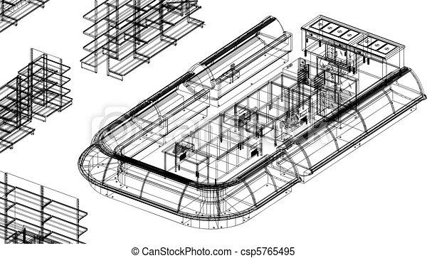 Supermarket Project - csp5765495