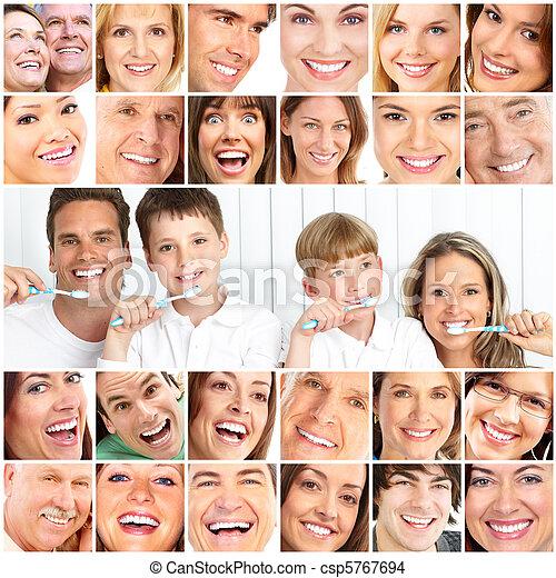 Healthy teeth - csp5767694