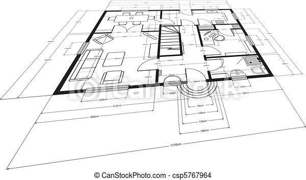 building plans - csp5767964