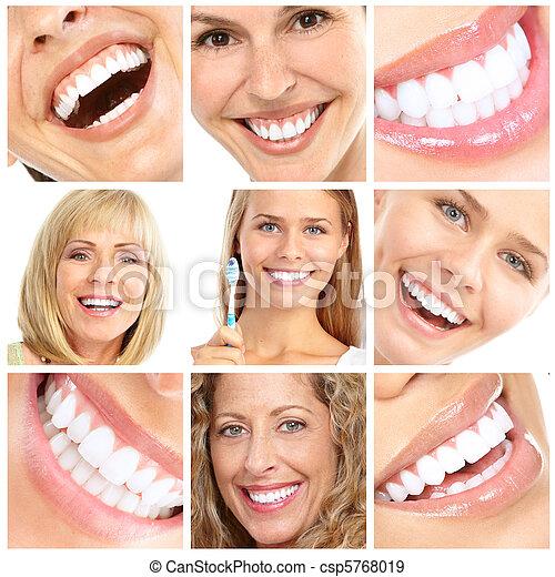 teeth whitening - csp5768019