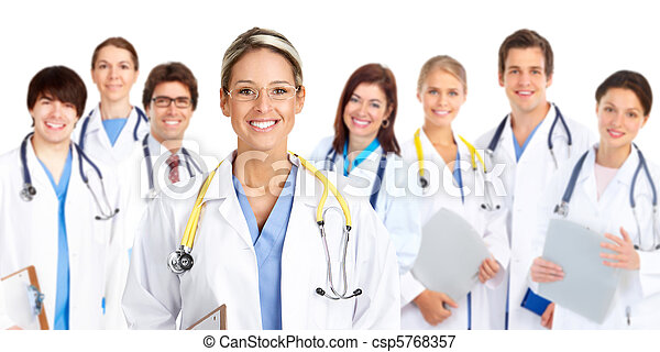 Doctors - csp5768357