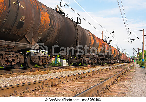 Stor, transport, frakt - csp5769493