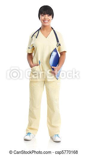 medical nurse - csp5770168