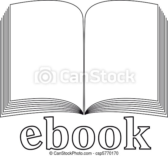 ebook icon - csp5770170