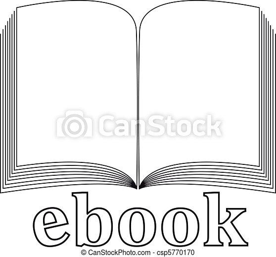 ebook icon - csp5770170