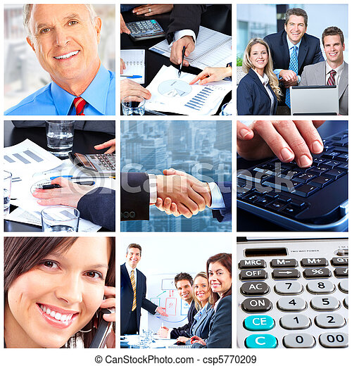 business people - csp5770209