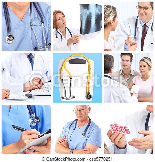 doctors - csp5770251