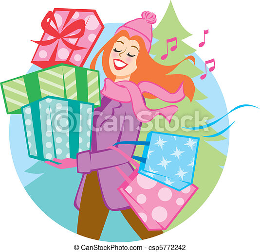 Gift of Giving - csp5772242