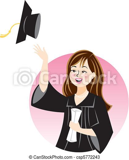 Congratulations, Graduate! - csp5772243