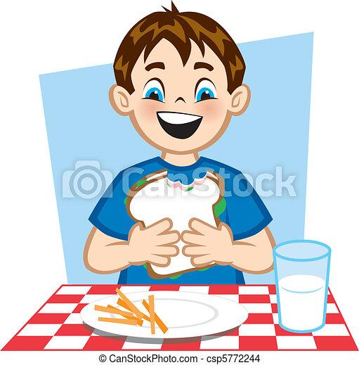 Good Lunch - csp5772244