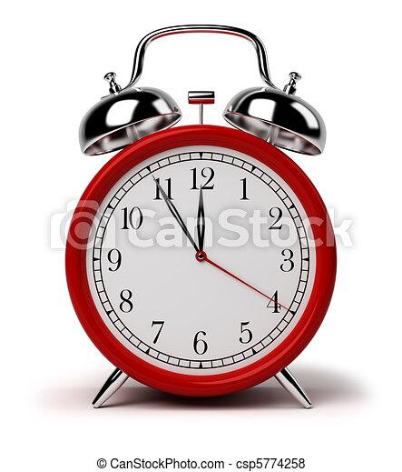 alarm clock - csp5774258