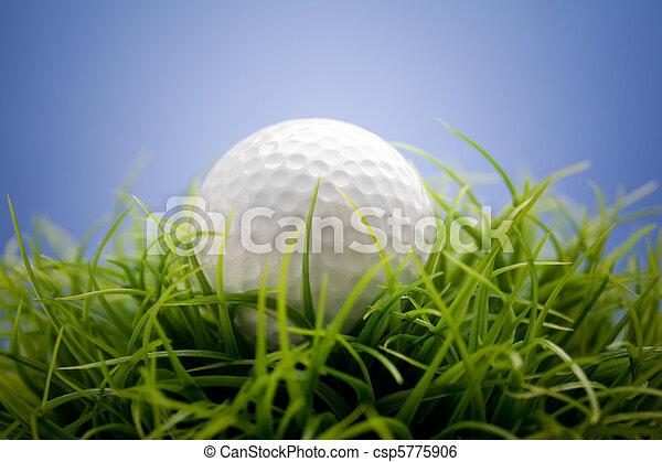 Golfball - csp5775906