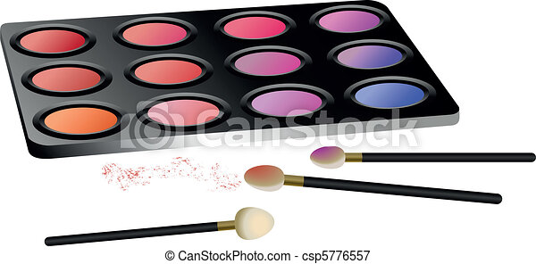 Eye Shadow Set - csp5776557