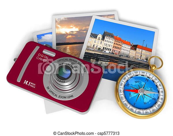 Travel and tourism concept - csp5777313