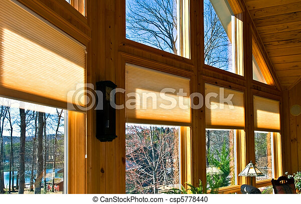 Window Blinds - csp5778440