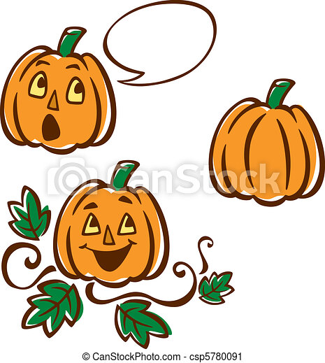 Pumpkin Patch - csp5780091