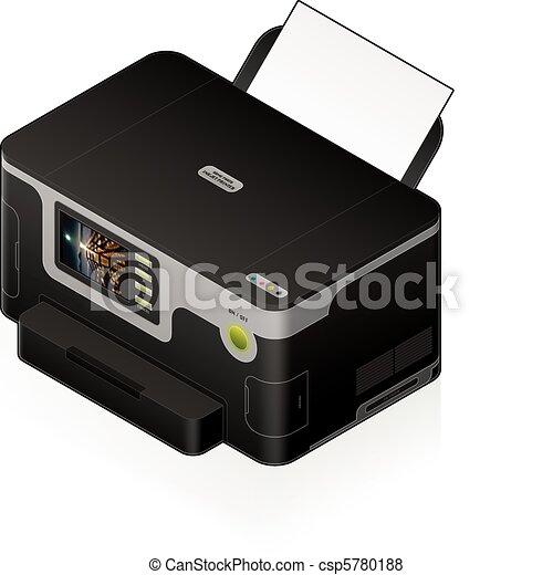 InkJet Printer - csp5780188