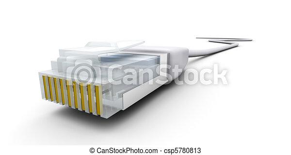 LAN Cable - csp5780813