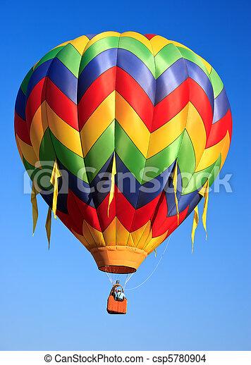 hot air balloon - csp5780904