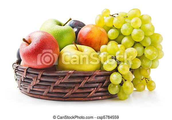 Fruits - csp5784559