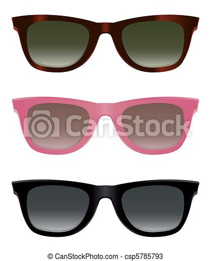 Sunglasses - csp5785793
