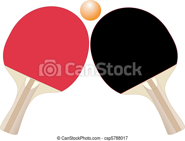 vectors illustration of table tennis rackets tennis racquet clip art tennis racket clip art black and white