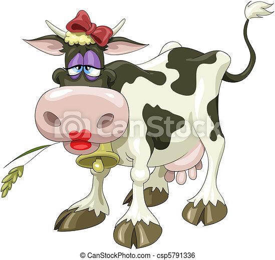 Cow - csp5791336