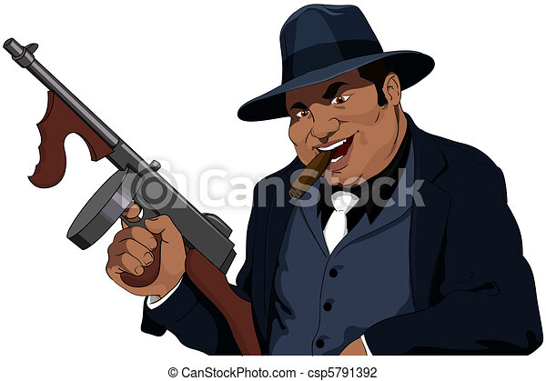 The Mafiosi - csp5791392