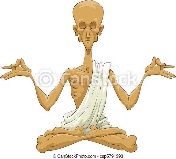 Meditation - csp5791393