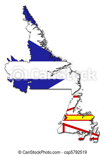Newfoundland and Labrador - csp5792519