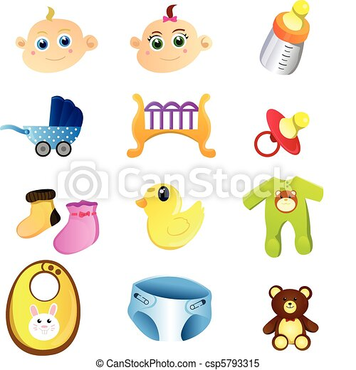 Baby items - csp5793315